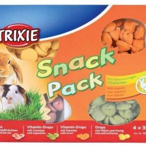 Trixie Snack Pack Pieneläin 4x35 G