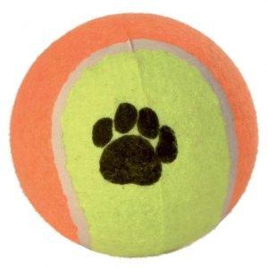 Trixie Tennispallo Jossa Tassukuviointi 10 Cm