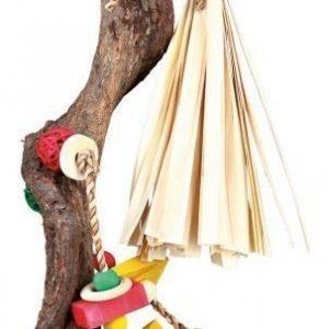 Trixie Trälian Med Leksaker 56 Cm