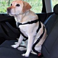 Trixie-autovaljaat koiralle - M-koko: rinnanympärys 50-70 cm
