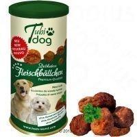 Tubidog-lihapullat - säästöpakkaus: 4 x 120 g