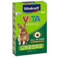 VITA Special Adult -kaninruoka - 3 x 600 g