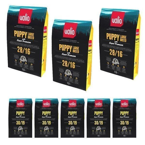 Valio Puppy Large Breed Tarjouspaketti 60 Kg