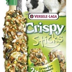 Versele-Laga Crispy Sticks Kani & Marsu Vihannekset 2 Kpl / Pakkaus