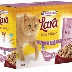 Versele-Laga Lara Multipack Tasty Variation In Sauce
