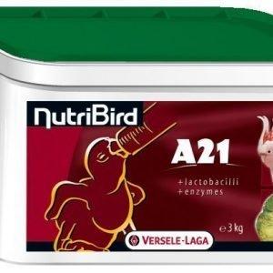 Versele-Laga Nutribird A21 Käsinruokintajauhe 3 Kg
