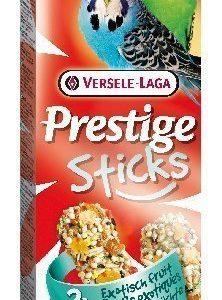 Versele-Laga Prestige Sticks Undulaatti Eksoottiset Hedelmät 2 Kpl / Pakkaus