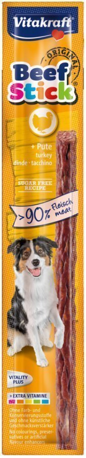 Vitakraft Beef Sticks Kalkkuna 12 G