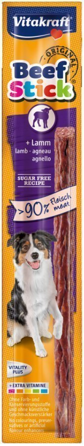 Vitakraft Beef Sticks Lammas 12 G