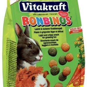 Vitakraft Bonbinos Kani Porkkana 40 G