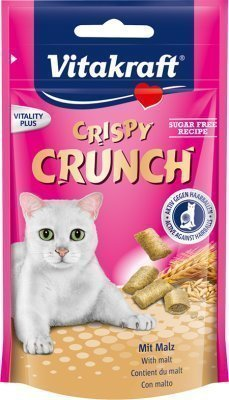 Vitakraft Cat Crispy Crunch Malt 60 G