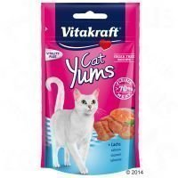Vitakraft Cat Yums - maksamakkara (3 x 40 g)