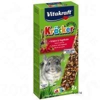 Vitakraft Chinchilla Kräcker - 5 x 2 kpl