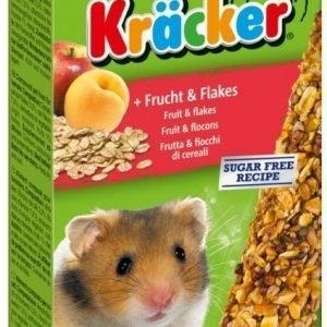 Vitakraft Kräcker Hamsteri Hedelmä 2 Kpl / Pakkaus