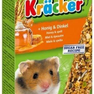 Vitakraft Kräcker Hamsteri Hunaja 2 Kpl / Pakkaus