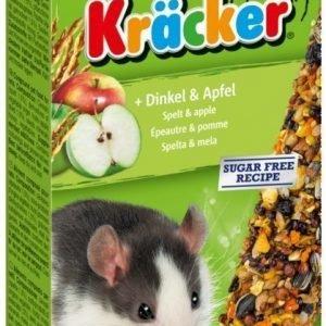 Vitakraft Kräcker Rotta Maissi / Hedelmä 2 Kpl / Pakkaus