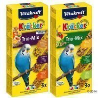 Vitakraft Kräcker Trio-Mix - kananmuna