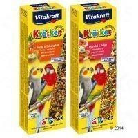 Vitakraft Kräcker -papukaijankeksit - manteli & viikuna