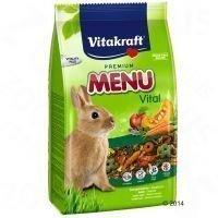 Vitakraft Menü Vital -kaninruoka - 2 x 5 kg