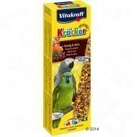 Vitakraft Parrot Cracker Sticks - 2 x African Honey