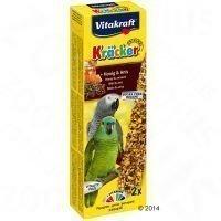Vitakraft Parrot Cracker Sticks - 2 x African Honey