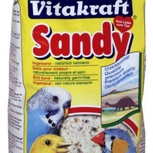 Vitakraft Sandy Lintuhiekka 2.5 Kg