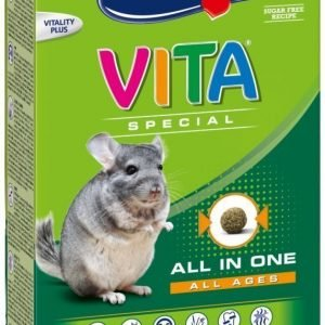 Vitakraft Vita Special Chinchilla Regular 600 G