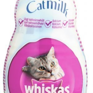 Whiskas 200 Ml Kissanmaito