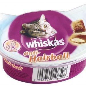 Whiskas Anti-Hairball 60 G Makupalat