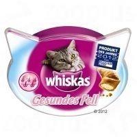 Whiskas Healthy Coat - säästöpakkaus: 5 x 50 g