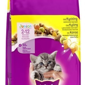 Whiskas Junior Kanaa 950 G Kissan Ruoka