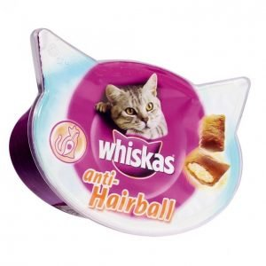 Whiskas Kissanherkku 60g Anti Hairball