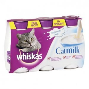 Whiskas Kissanmaito 3x200ml
