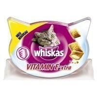 Whiskas Vitamin E-Xtra - säästöpakkaus: 5 x 50 g