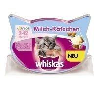 Whiskas-maitomurot - säästöpakkaus: 5 x 55 g