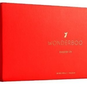 Wonderboo Swedish Ox Large 7x140g