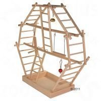 Wooden Ladder Playground