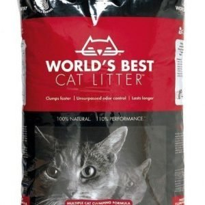 World's Best Cat Litter Extra Strength 3kg