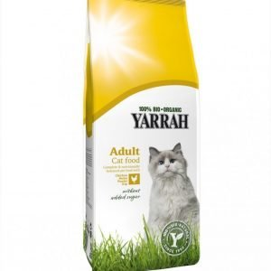 Yarrah Cat Organic Chicken Adult 3 Kg