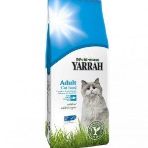 Yarrah Cat Organic Fish Adult 10 Kg