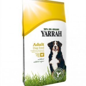 Yarrah Dog Organic Chicken Adult 15 Kg
