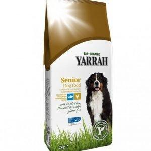 Yarrah Dog Organic Chicken & Herbs Senior 10 Kg