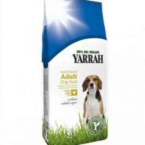 Yarrah Dog Organic Chicken Small Breed 2 Kg