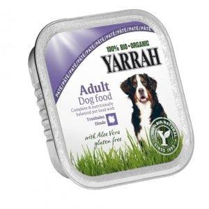 Yarrah Dog Organic Turkey Paté 14x150 G