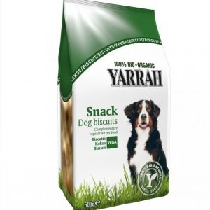 Yarrah Dog Organic Vegan Biscuits 500 G