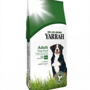 Yarrah Dog Organic Vegetarian 10 Kg