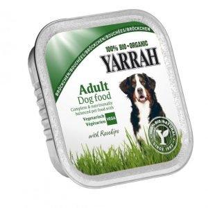Yarrah Dog Organic Vegetarian Chunks 14x150 G