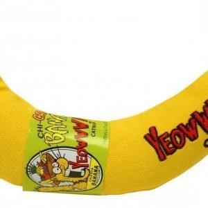 Yeowww! Catnip Banana 17