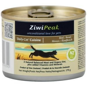 Ziwi Peak Cat Can Cuisine Beef 170g
