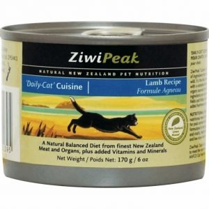 Ziwi Peak Cat Can Lamb 170 G